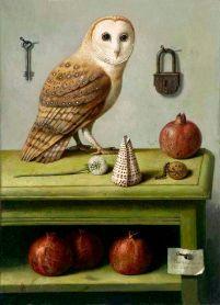 45f4d123c047470b880b3d539b73190f-owl-paintings-owl-art